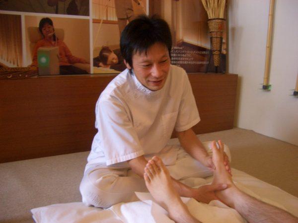香港式足部療法