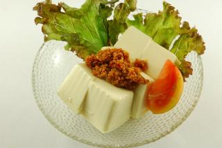 しょうが豆腐 440円(税込)